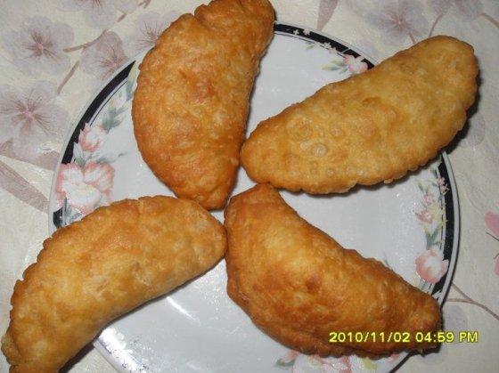 CXhicken empanada