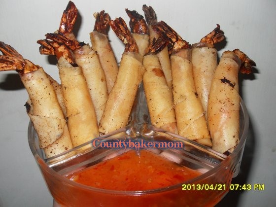 firecracker shrimps