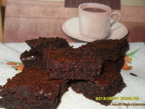 moist brownies