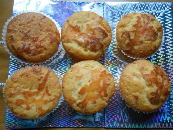 pinoy cheese  cupcake